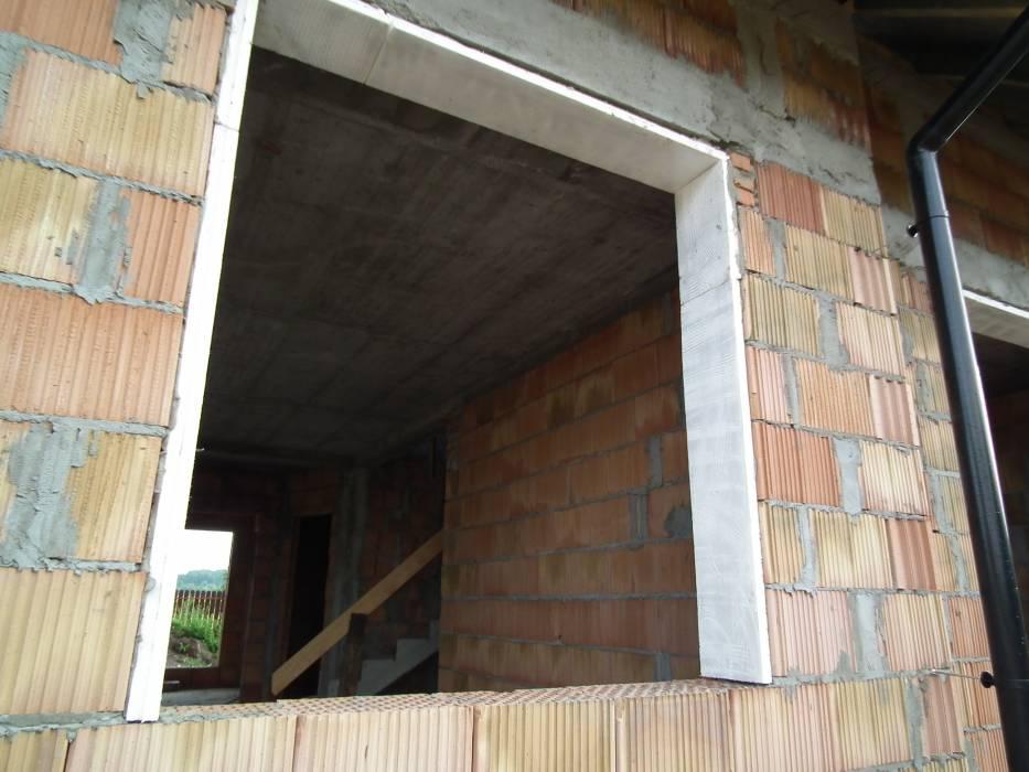 przygotowanie otworu okiennego do ciepłego montażu okna